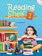 Reading Shelf 1 + Workbook + CD Audio