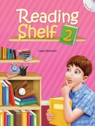 Reading Shelf 2 + Workbook + CD Audio