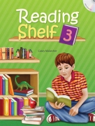 Reading Shelf 3 + Workbook + CD Audio