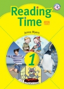 Reading Time 1 + CD Audio