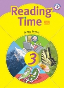 Reading Time 3 + CD Audio