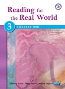 Reading for the Real World 3 + MP3 CD