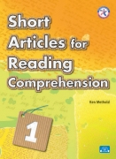 Short Articles for Reading Comprehension 1 + CD Audio