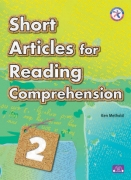 Short Articles for Reading Comprehension 2 + CD Audio