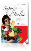 Sapori d'Italia + CD audio