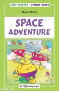 Space adventure + CD audio