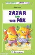 Zazar and the Fox + CD audio