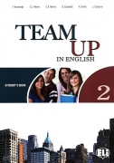 Team Up in English 2 Student's book + Reader (0-3-level version)