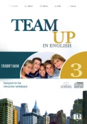 Team Up in English 3 Student's book + Reader (0-3-level version)