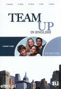 Team Up in English Starter Student's book (0-3-level version)