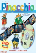 Pinocchio + DVD Video - Pinocchio + DVD Video Level: A1 About the series Theatrino The Teaching Theatre: Theatrino is a series of well-known, well-loved stories dramatized in English. These books supplements the play with creative language activities, enjoyable games, songs and the DVD video. These books, accompanied by DVDs, aim to involve children both emotionally and physically, encouraging them to overcome any...