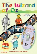 The Wizard of Oz + DVD Video - The Wizard of Oz + DVD Video Level: A1 About the series Theatrino The Teaching Theatre: Theatrino is a series of well-known, well-loved stories dramatized in English. These books supplements the play with creative language activities, enjoyable games, songs and the DVD video. These books, accompanied by DVDs, aim to involve children both emotionally and physically, encouraging them to overcome...