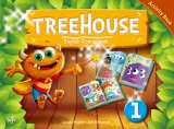 Treehouse 1 - Activity Book + CD Audio