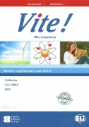 Vite! 1 Mes ressources + CD audio