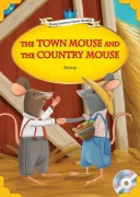The Town Mouse and the Country Mouse + MP3 CD