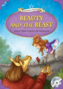 Beauty and the Beast + MP3 CD