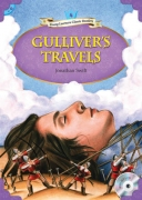 Gulliver's Travels + MP3 CD