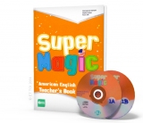 Super Magic 1 - Teacher's Book + 2 CD Audio