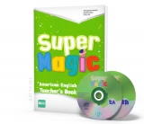 Super Magic 2 - Teacher's Book + 2 CD Audio