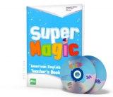 Super Magic 3 - Teacher's Book + 2 CD Audio