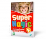 Super Magic 4 - Student's Book