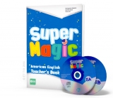 Super Magic 5 - Teacher's Book + 2 CD Audio