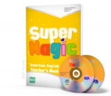 Super Magic 6 - Teacher's Book + 2 CD Audio