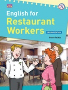 English for Restaurant Workers + MP3 CD