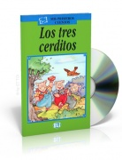 Los tres cerditos + CD audio