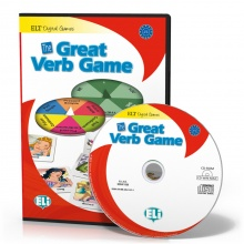 Language Game The Great Verb Game - CD-ROM