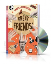 Great Friends! + CD audio