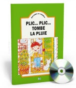 Raconte et chante - Plic... plic, tombe la pluie + CD audio