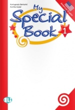 My Special Book 1 + CD audio + Teacher's Guide insert