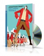 Gulliver's Travels + CD audio