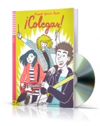 ¡Colegas! + CD audio
