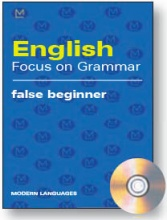 English Focus on Grammar False Beginner + CD audio