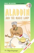 Aladdin and the Magic Lamp + CD audio