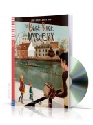 The boat race mystery + CD audio