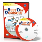Language Game The Busy Day Dominoes - CD-ROM