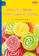 How It's Made: From Sugar to Candy + MP3