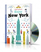 Enjoy New York + CD audio