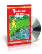 The Boy and the Frogs + CD audio