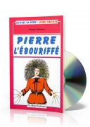 Pierre l'ébouriffé + CD audio
