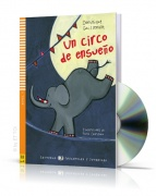 Un circo de ensueño + CD audio