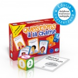 Language game Questions à la chaîne