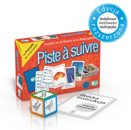 Language game Piste à suivre