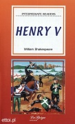 Henry V + CD audio