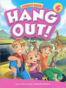 Hang Out! 4 - Student's Book + mp3 CD