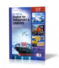 Flash on English for Transport & Logistics NEW EDITION + mp3