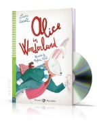 Alice in Wonderland + CD audio
